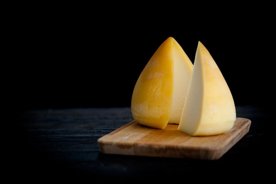 Fajitas lacón y queso Mónica López
